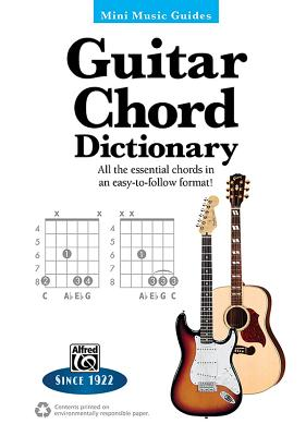 Guitar Chord Dictionary By Alfred Publishing (COR)