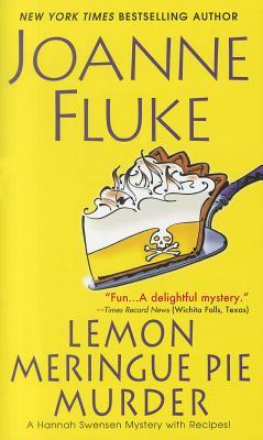 Lemon Meringue Pie Murder By Fluke, Joanne